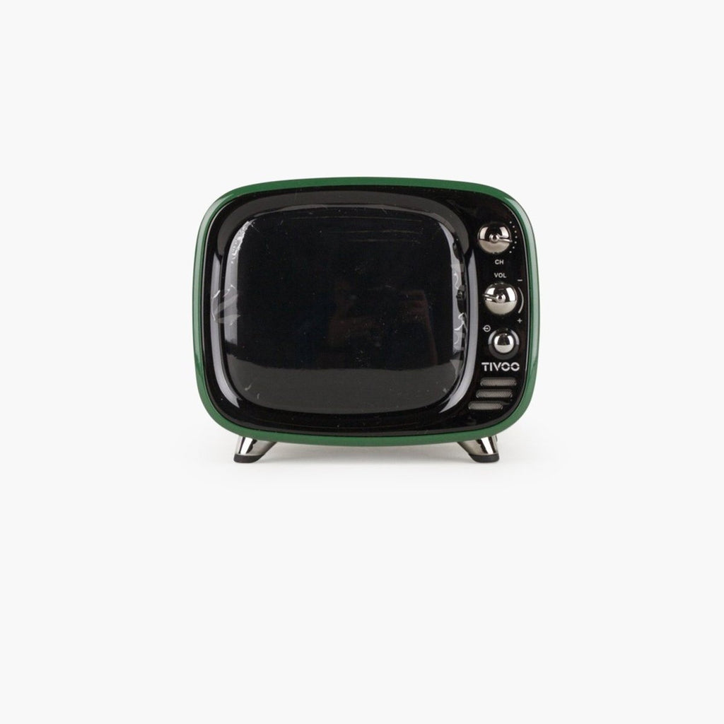 Accessories One Size TIVOO Speaker DVMAUDALL-007011-Green-One Size L10 TRADING