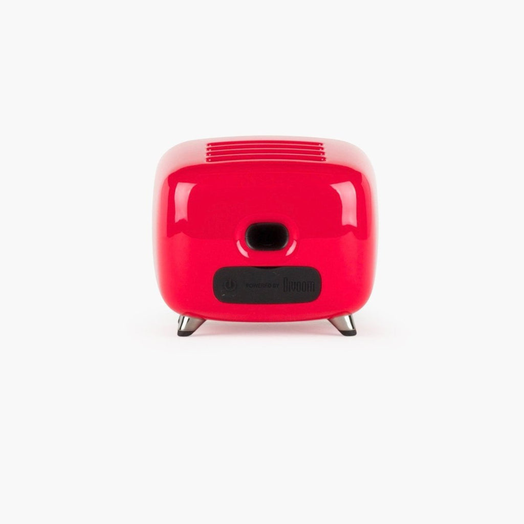 Accessories One Size TIVOO Speakers DVMAUDALL-008011-Red-One Size L10 TRADING