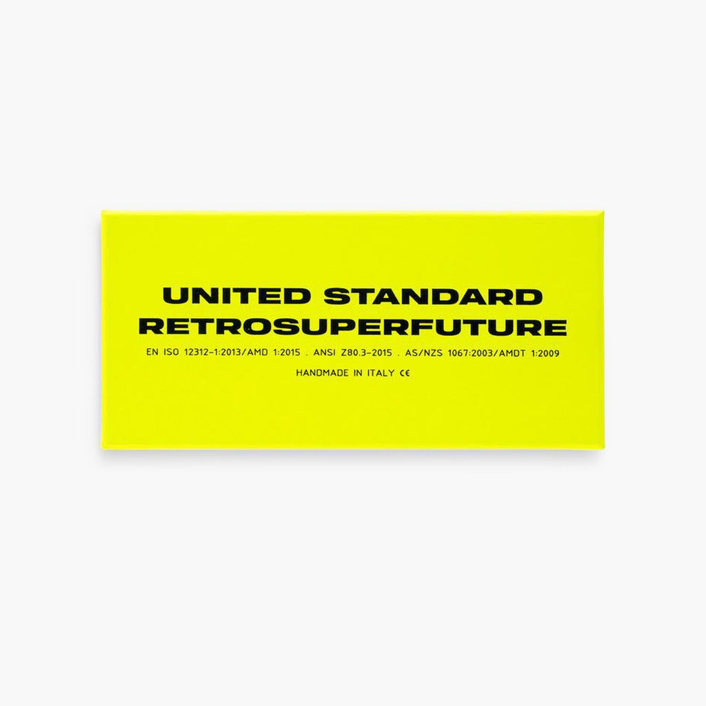Accessories One Size United Standard x RETROSUPERFUTURE G4K-Black-One Size United Standard