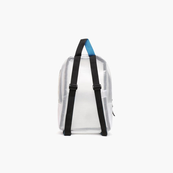 Accessories One Size Vans Thread IT Backpack Clear VN0A4DSUCLR1-White-One Size Vans