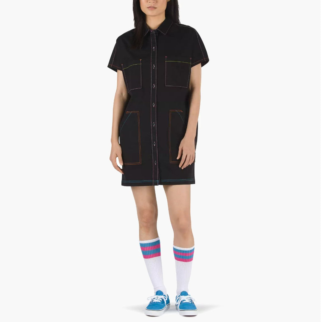 Clothing Vans Thread It Dress Vans