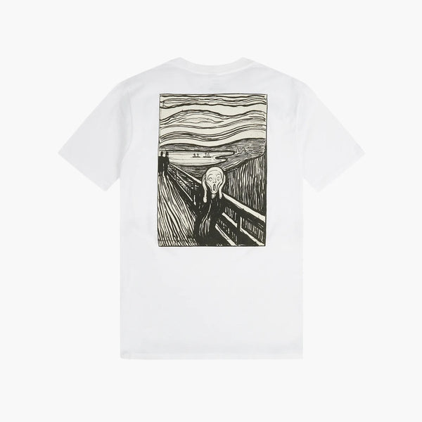 Clothing Vans x MoMa Munch T-Shirt Vans