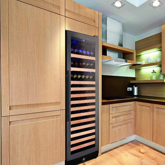 Image result for https://kingsbottle. com/collections/wine-coolers/products/dual-zone-wine-refrigerator-for-california-large-wine-kbu170dx