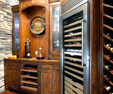 Refurbished Wine Refrigerator at KingsBottle