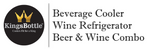 wine refrigerator and beverage cooler | KingsBottle