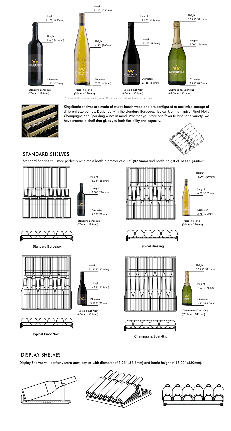 Wine Storage | KBU-100W
