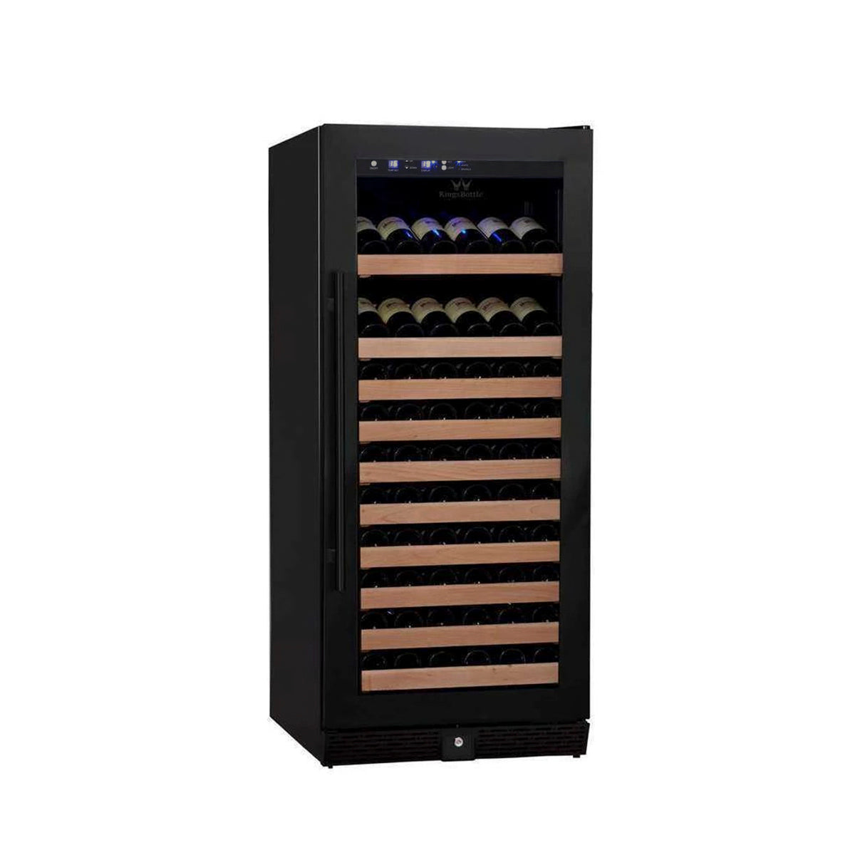 100 Bottle Kitchen Wine Refrigerator Freestanding