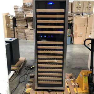 REFURBISHED- KBU170DSS 170 Bottle Dual Zone Used Wine Cooler