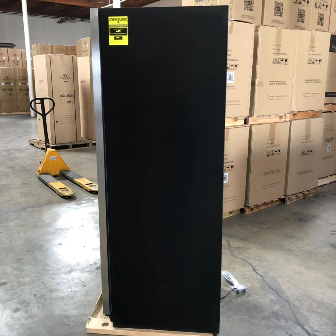 Refurbished- 170 Bottle Dual Zone Used Wine Cooler