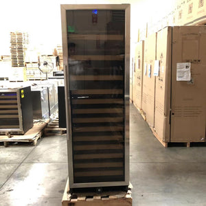 REFURBISHED - Large Wine Refrigerator With Glass Door