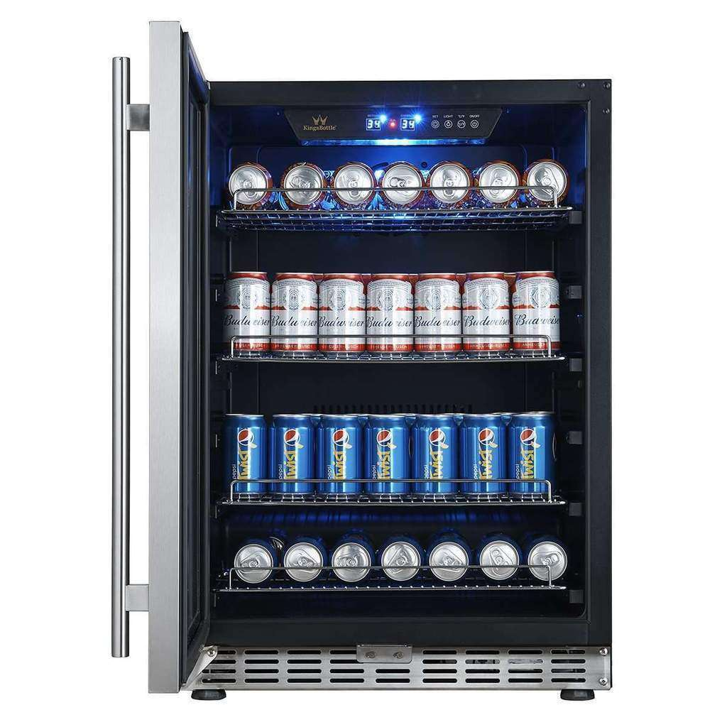 24 inch Beverage Refrigerator | Noise Unit On Sale