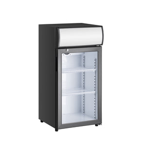 Display Beverage Cooler Commercial Refrigerator