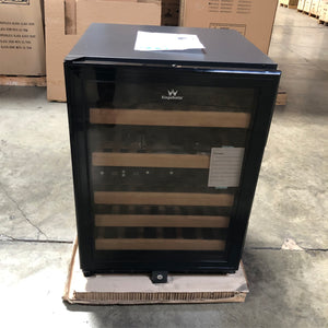 Copy of Refurbished 46 Bottles 24 Inch Under Counter Wine Cooler Drinks Built In