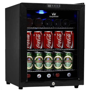 38 Can Compressor Mini Bar Fridge