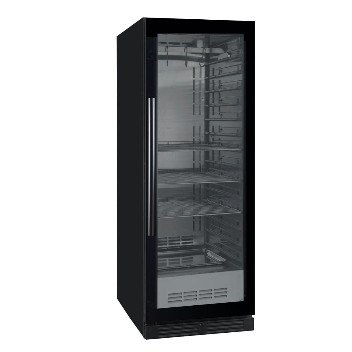 Glass Door Upright Steak Dry Ager Refrigerator