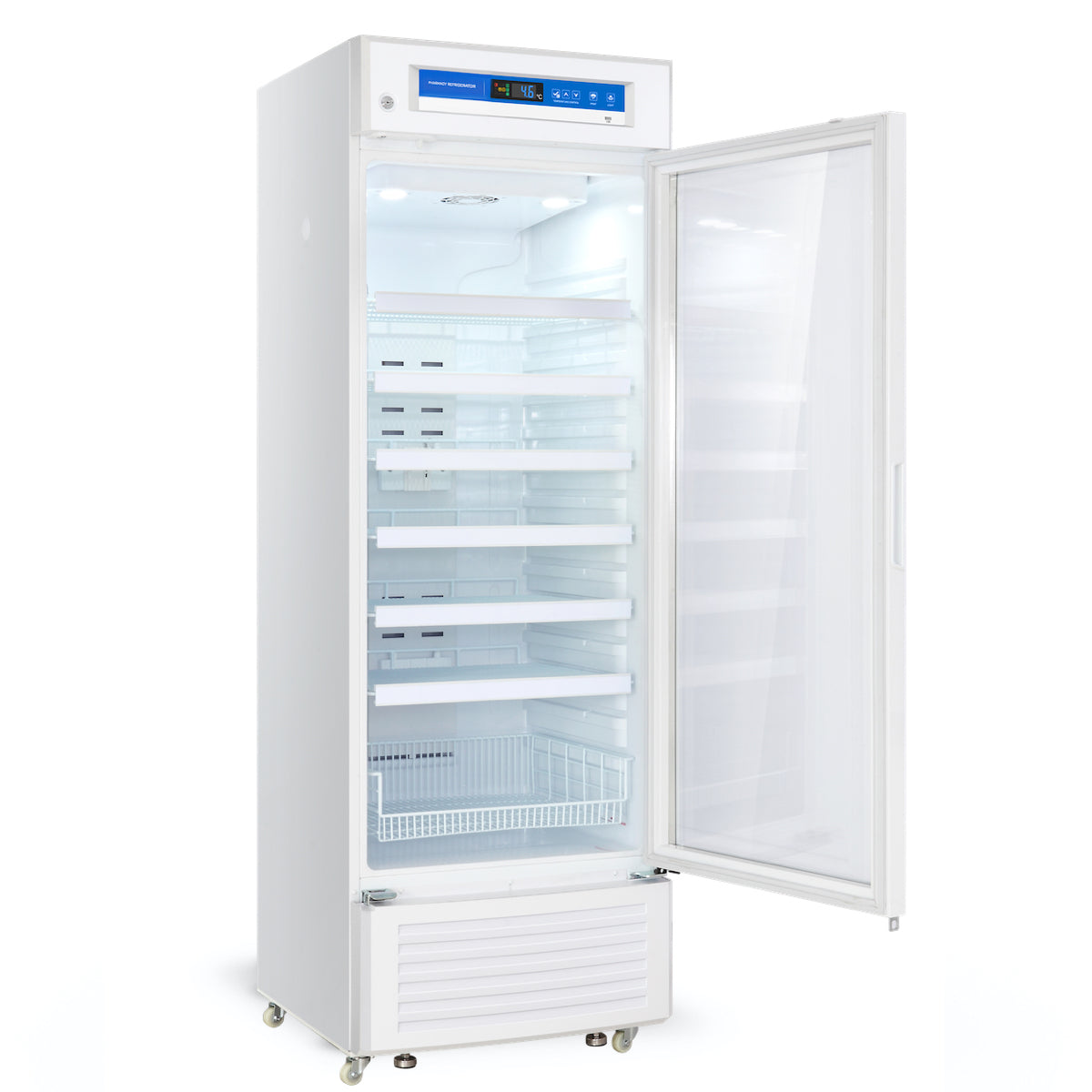 2℃ to 8℃ 395L Upright Medical Refrigerator‎ for Pharmacy and Laboratory