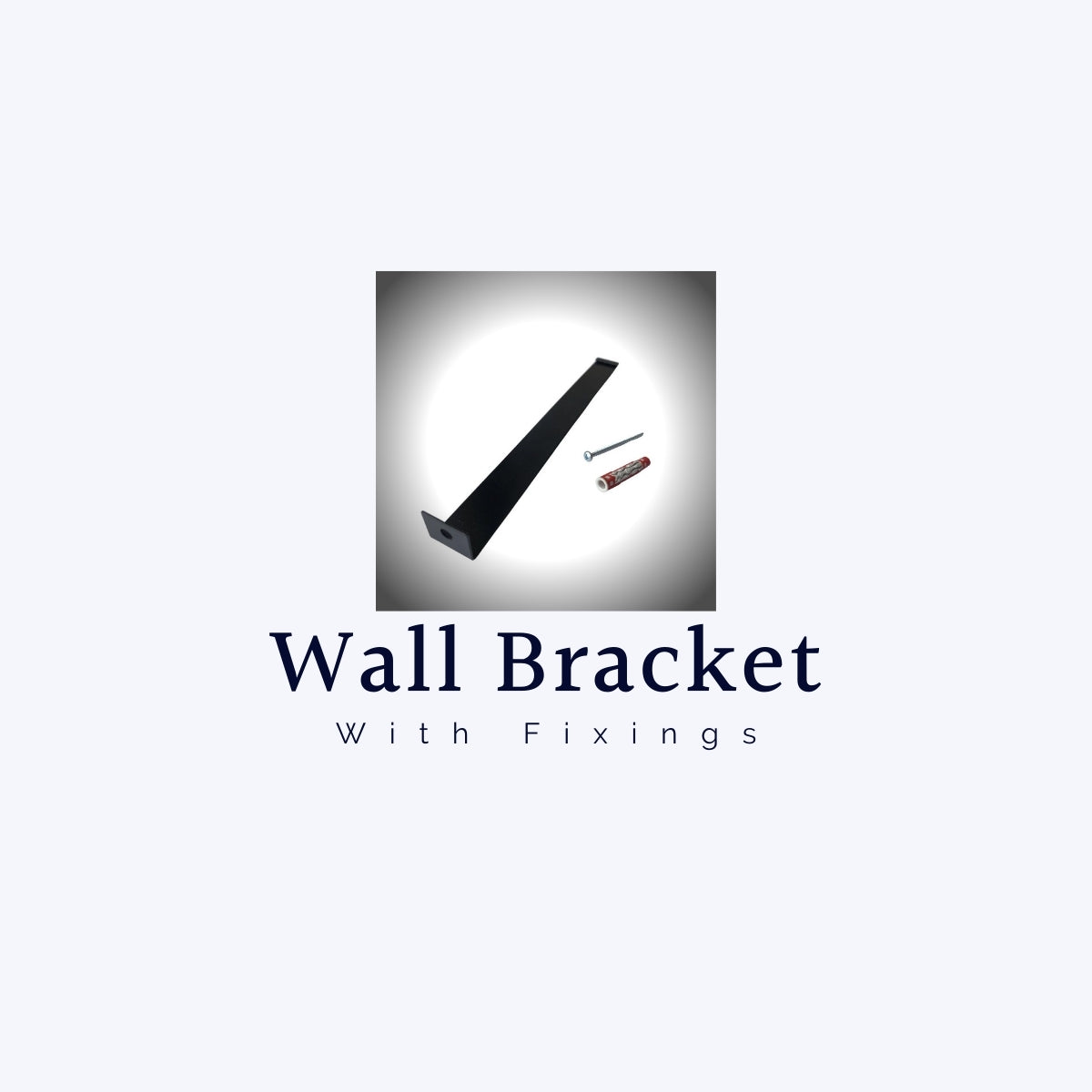 Wall Bracket With Fixings