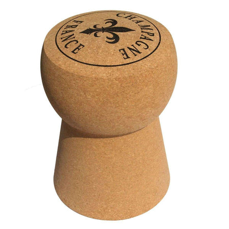 Round Top Champagne Cork Stool Cork Table KBX001R