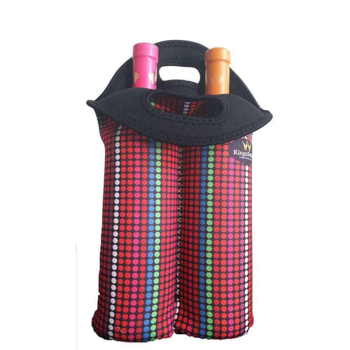 KingsBottle: Two-Bottle Wine Tote | Accessories & Parts