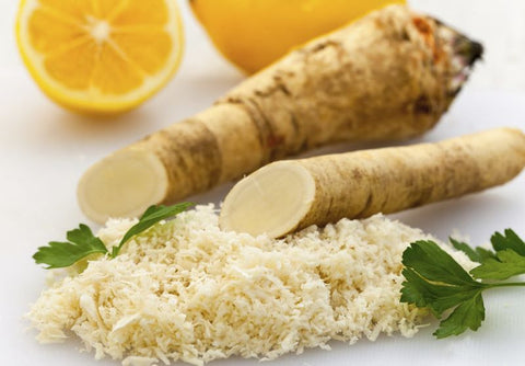 How to use the Amazing decongestant properties of Horseradish - no horsing around this will help clear your sinuses!