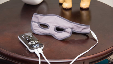 Sniff Relief mask with controller