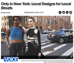 Village Voice, March 20, 2016