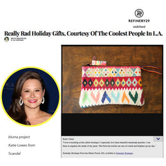 Refinery 29, Holiday 2014