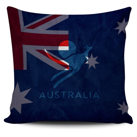Australian Flag Pillow Cover