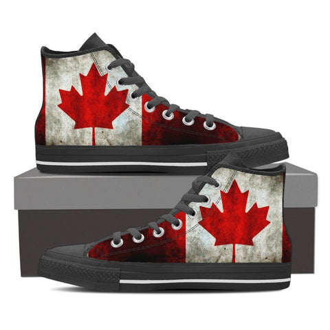 Canada Flag Sneakers