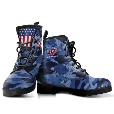 Air Force Eco Leather Boots