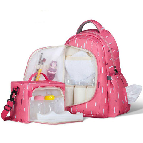 Fashion Maternity Diaper Travel Backpack 50%Off