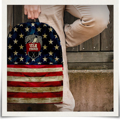 USA Proud Backpack