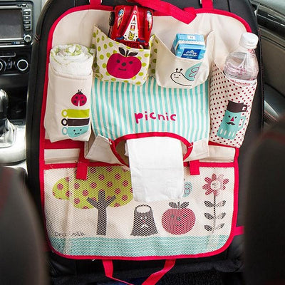 Portable Car Accessories Organizer Bags