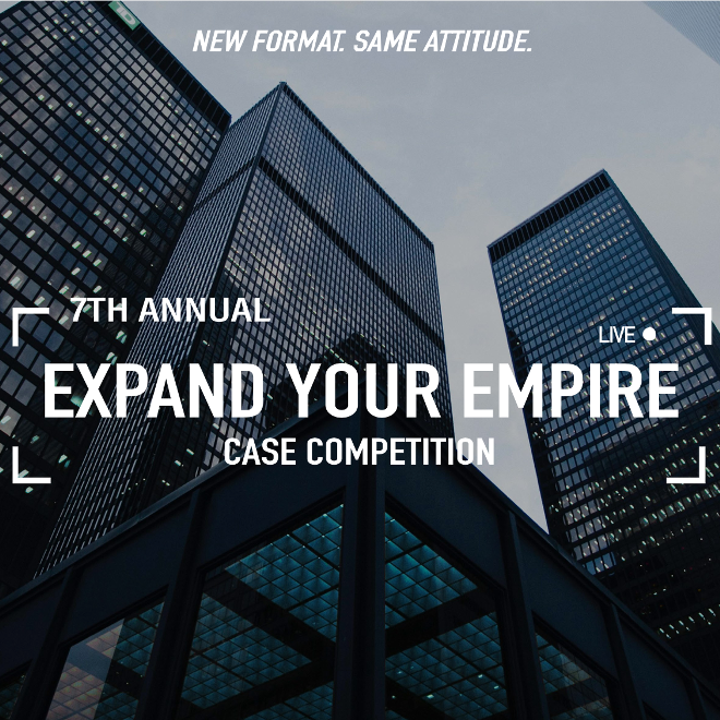 Expand Your Empire Case Competition