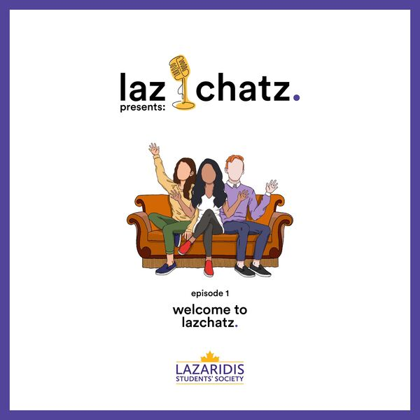 Episode Zero: Welcome To Laz Chatz!