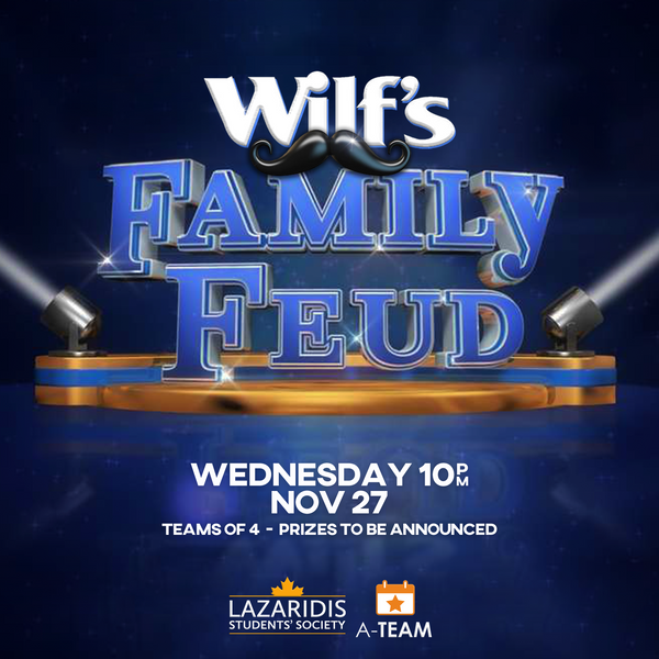Wilf's Movember Family Feud