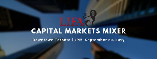 General Member - Capital Markets Mixer Ticket