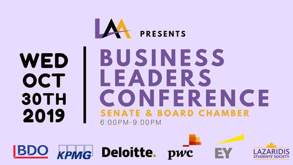 Business Leaders Conference 2019