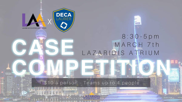 LAA x DECA Case Competition