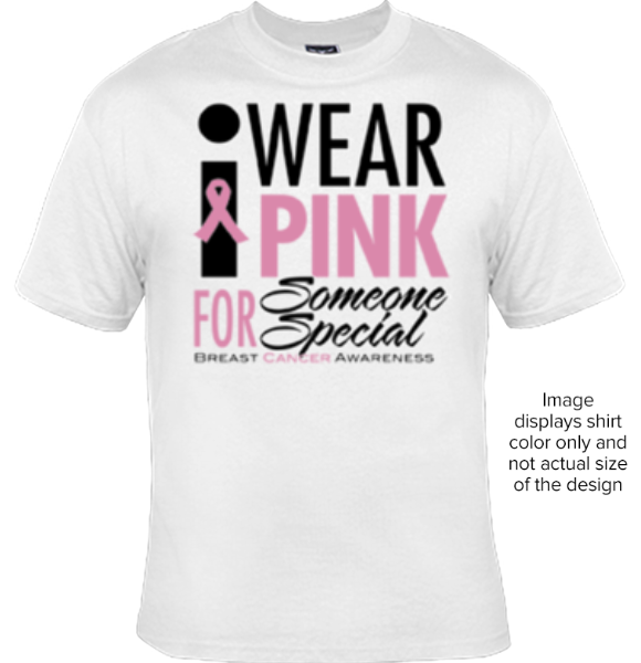 WEAR PINK TODAY