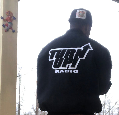 TurnupRadio Bomber Jacket
