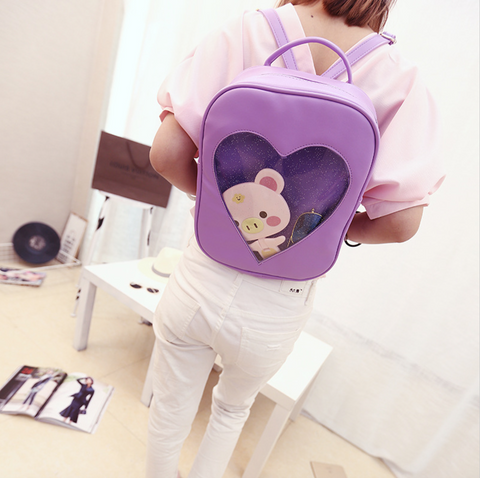 Ita bag - Heart Backpack
