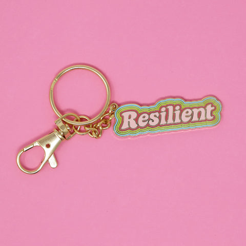 Resilient Keychain