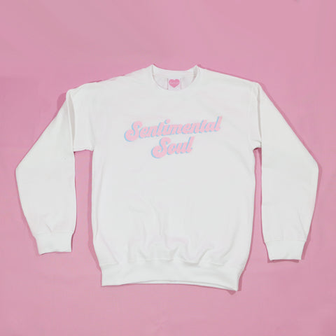 Sentimental Soul Sweater