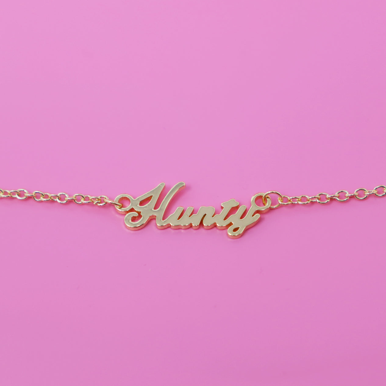Hunty Necklace