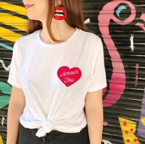 Amour Fou T-shirt