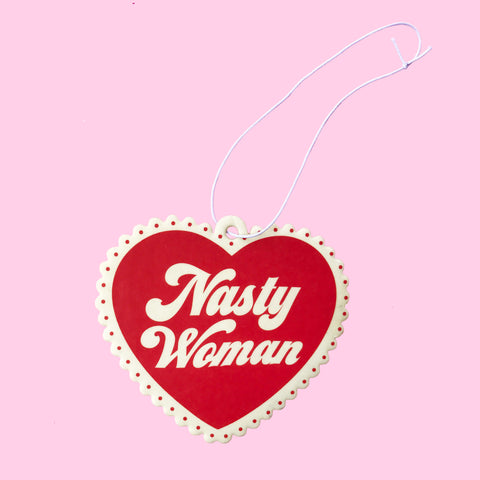 Air Freshener - Nasty Woman