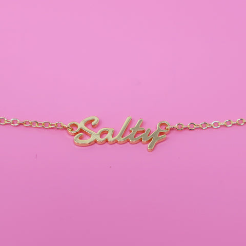 Salty Necklace
