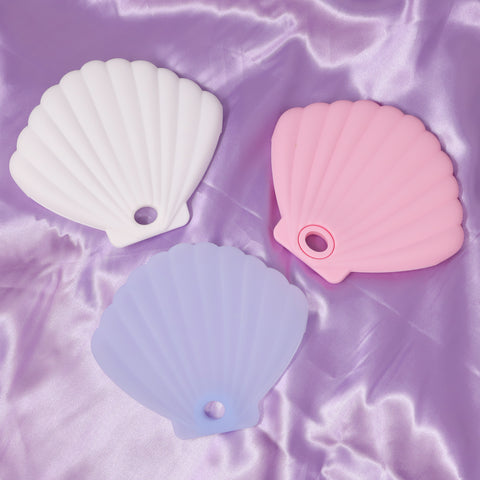 Shell Face Mask Cases Silicone - Pick from 3 colors