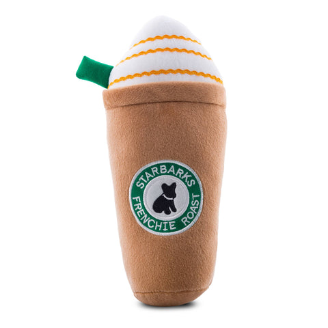 Starbarks Frenchie Roast W/ Straw - X-Large